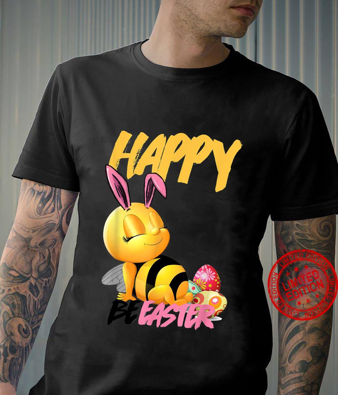 Happy Beeaster and Cute Easter Bee Shirt